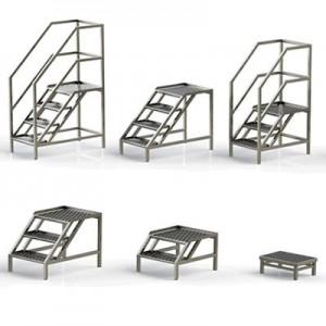 Escaleras inox